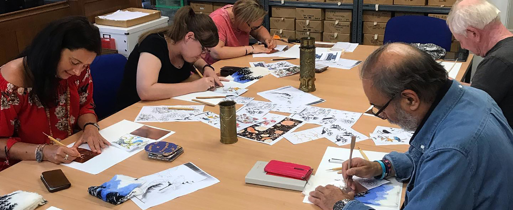 Art Workshops from Steve Glynn at Art for Everyone