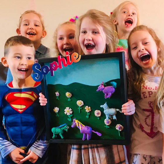 Art for Everyone - Children's Arty Parties